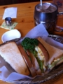コメダ珈琲店のミックストーストを食べました
