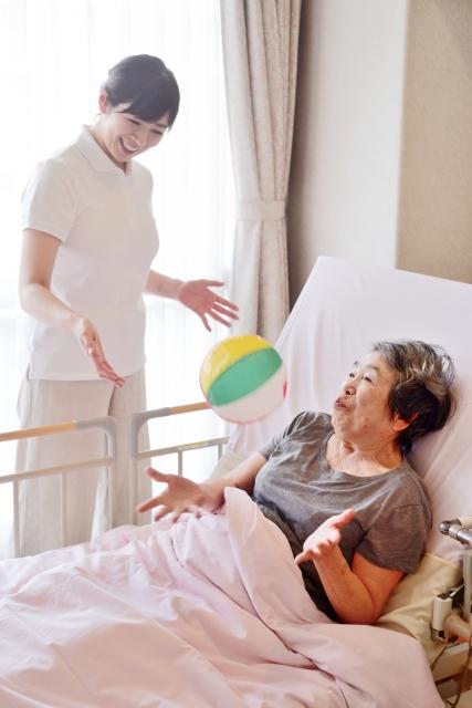 介護現場で手軽にできるレクについて!