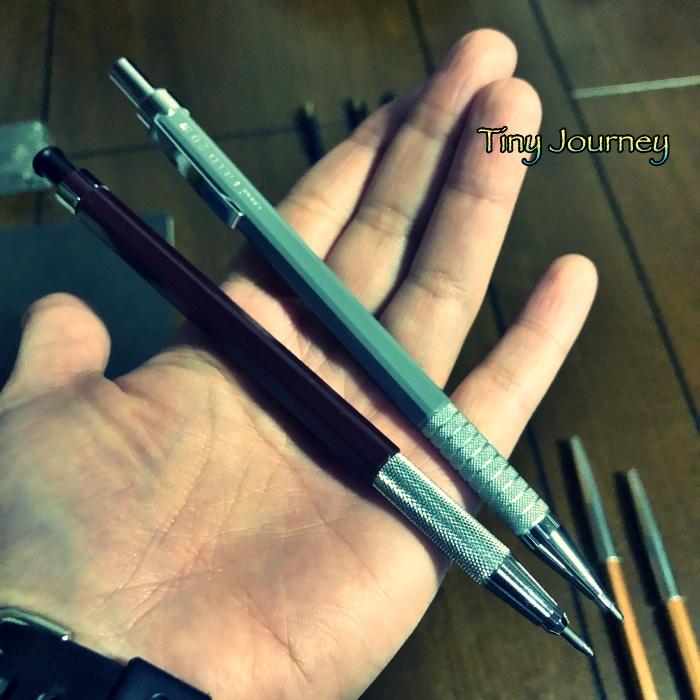鉛筆の芯ホルダー