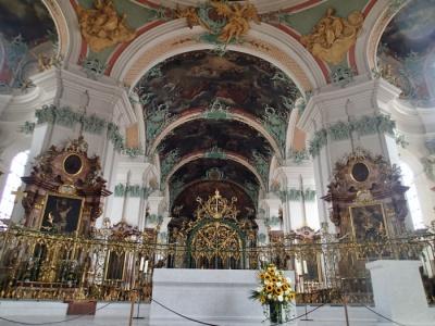 ザンクト・ガレン修道院の大聖堂