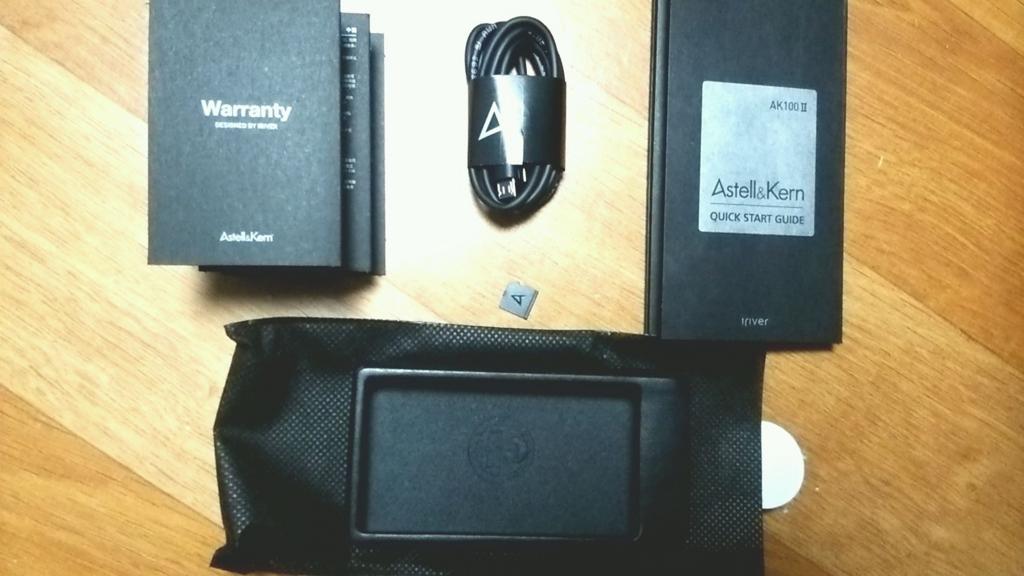 【限定品】IRIVER Astell&Kern AK100II けいおん!エディション ローズゴールド【AK100II-K-ON-EDITION-RGLD】保証書、説明書、充電けーフル、レザー製オリジナルケース