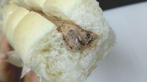 セブンイレブン『チョコチップクリームのちぎりパン』