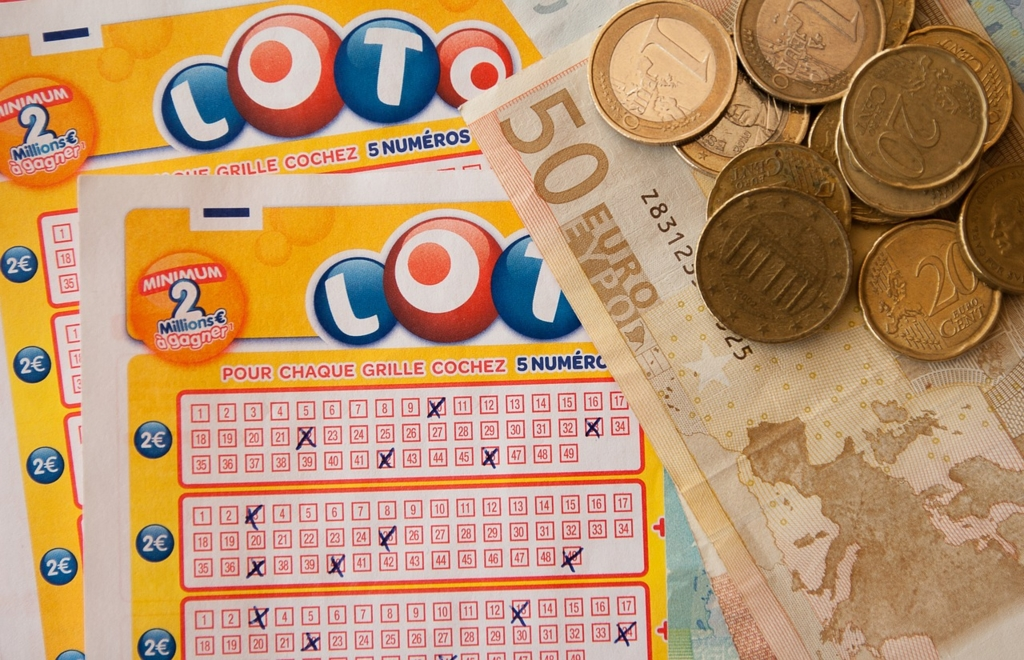 宝くじを引き寄せる位イメージ