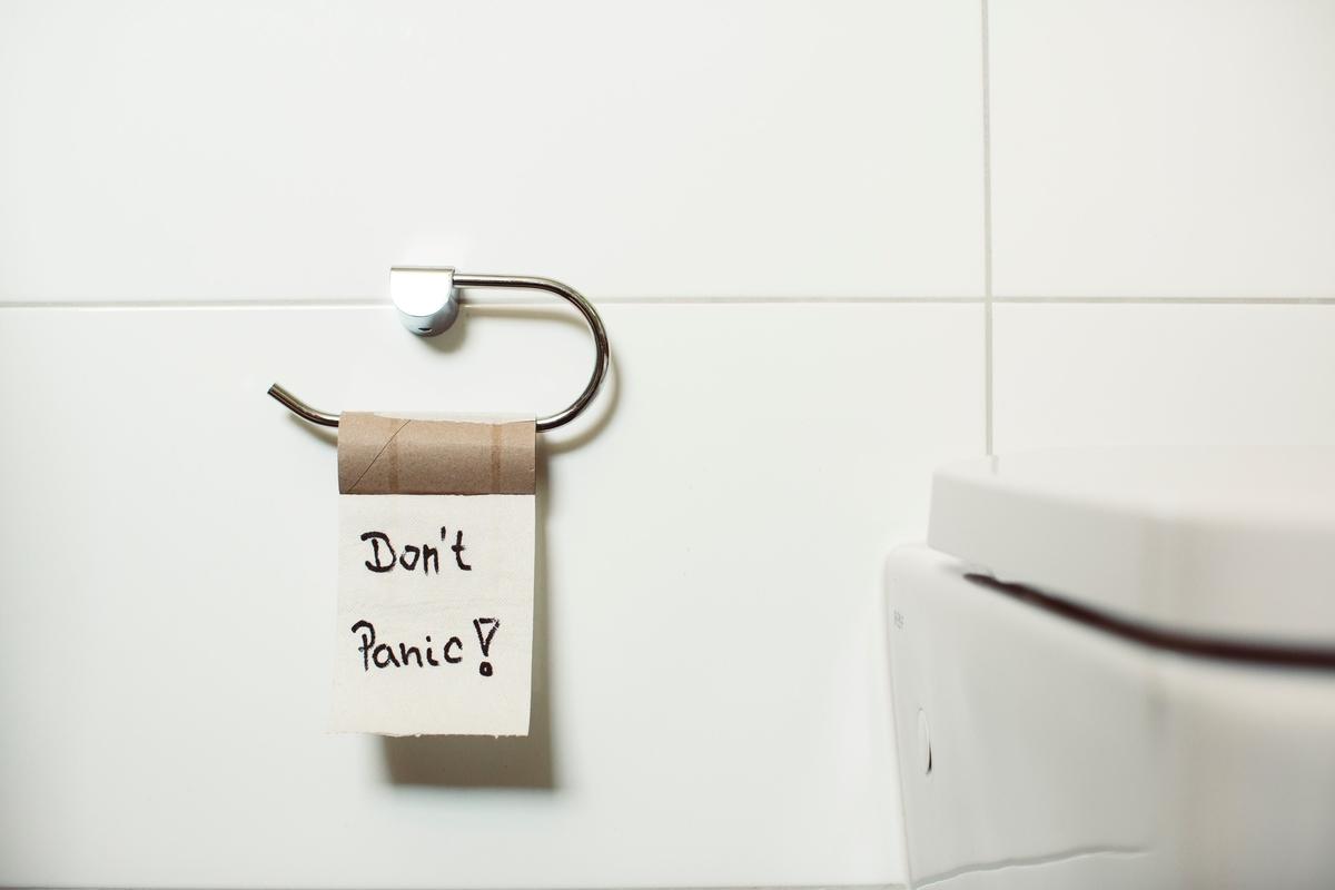 マンション防災停電でも流せるトイレ