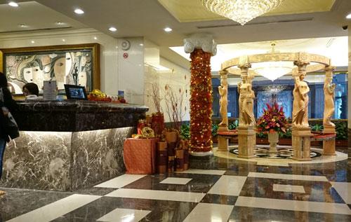 ロイヤルシーズンズホテル台北