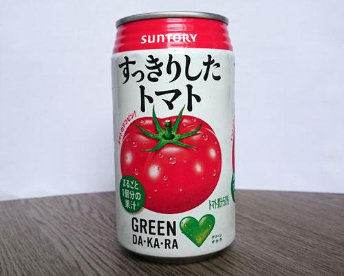 GREEN DA・KA・RA すっきりしたトマト