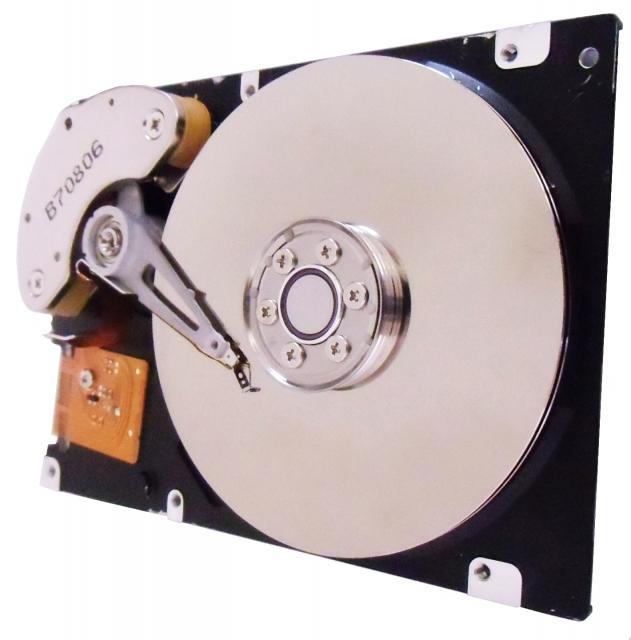 外付けのハードディスク