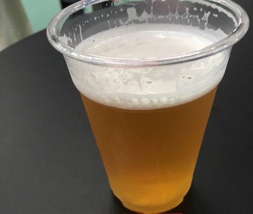 """""""コンビニで生ビール100円</p"""