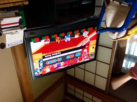 【太鼓の達人Wii超ごうか版】Kamikaze rimix タタコンdeフルコン
