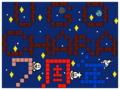 うごキャラ7周年ロゴ