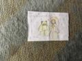 キャトリーヌとハイネスのレインコート