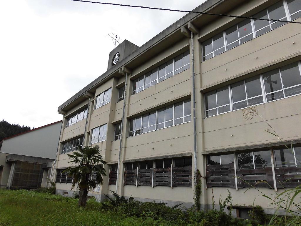 小学校 猿橋