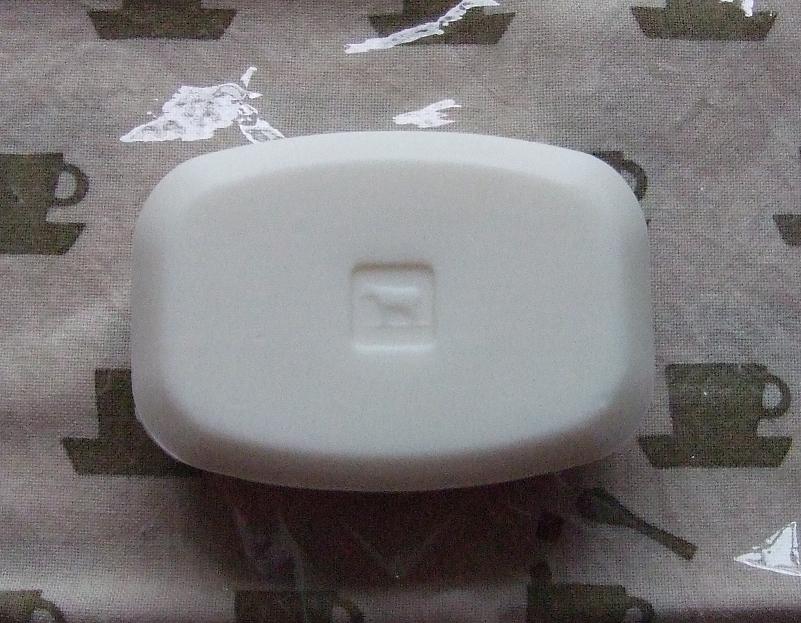 花嫁石鹸 裏の刻印