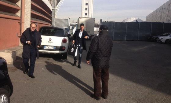 画像:トリノで目撃されたマンドラゴラ