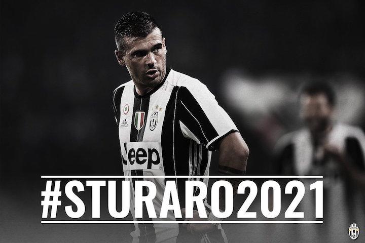 画像:2021年までの契約を延長したストゥラーロ