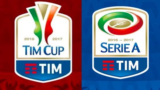 画像:TIM CUP & Serie A