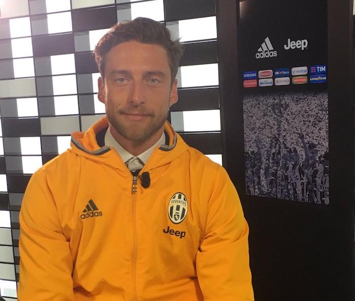 画像:インタビューに応じたマルキージオ