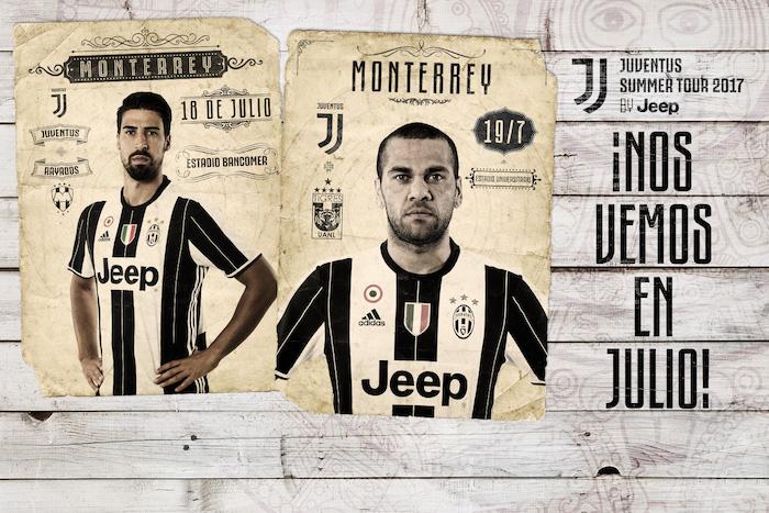 画像:Juventus Summer Tour 2017