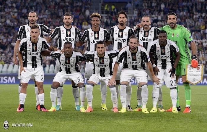 画像:Juventus 2016/17