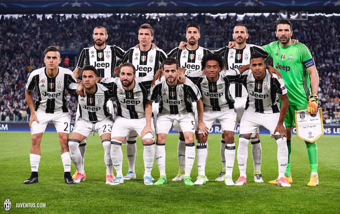 ユベントス、欧州主要国クラブの中で最多の選手を保有するクラブとなる ...