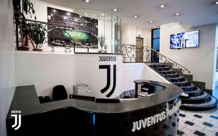 画像:Juventus Club Office