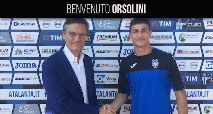 画像:アタランタ加入が発表されたオルソリーニ