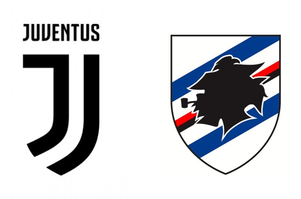 画像:Juventus x Sampdoria