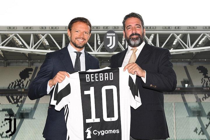 画像:Juventus X beebad