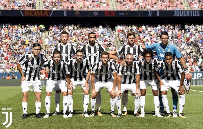 画像:Juventus 2017/18
