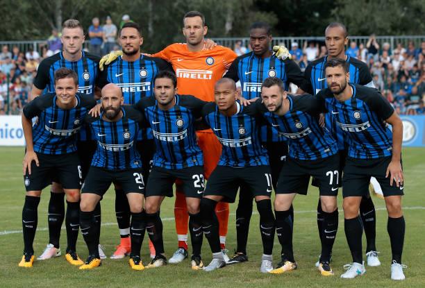 画像:Inter Milano 2017/18