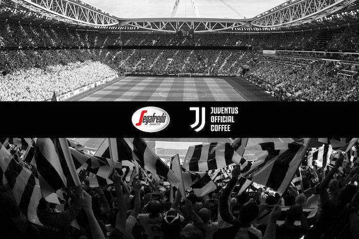 画像:Juventus X Segafredo