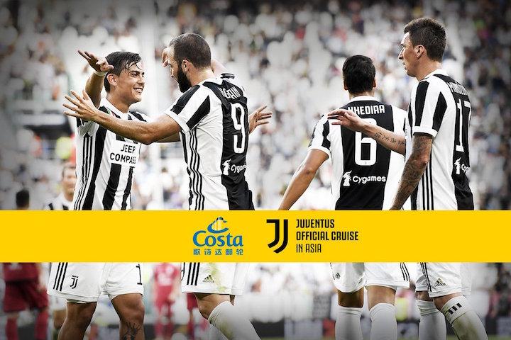 画像:Costa x Juventus