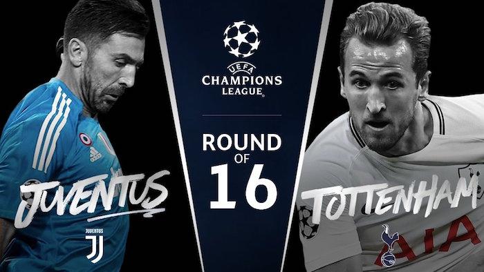 画像:2017/18 UEFA CL Round-16 : Juventus v Tottenham