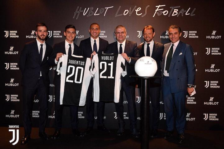 画像:Juventus x Hublot