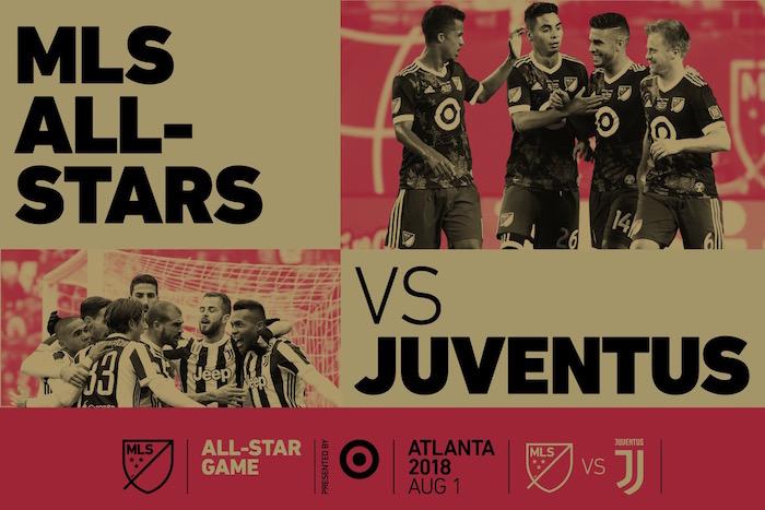 画像:MLS All Stars v Juventus