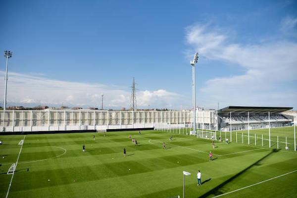 画像:コンティナッサ地区の新練習場