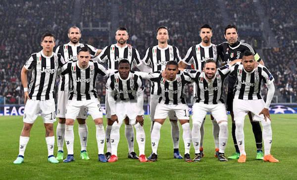 画像:Juventus - 2017/18