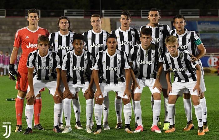 画像:Bチームの主力になることが期待されるプリマベーラの選手たち