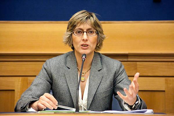 画像:ジュリア・ボンジョルノ(Giulia Bongiorno)氏