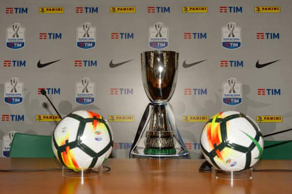 画像:Supercoppa Italiana