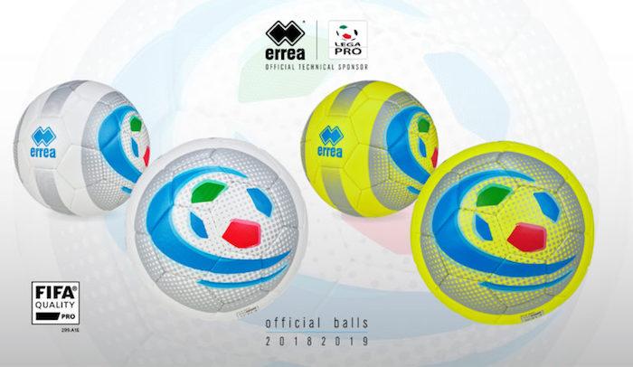 画像:レガ・プロ(=セリエC)の公式球