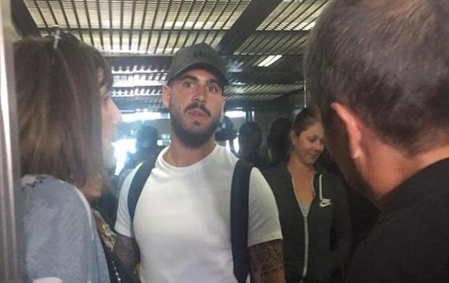 画像:リスボンに到着したストゥラーロ