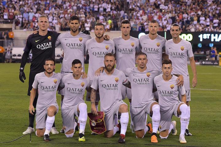 画像:AS Roma (2018/19)