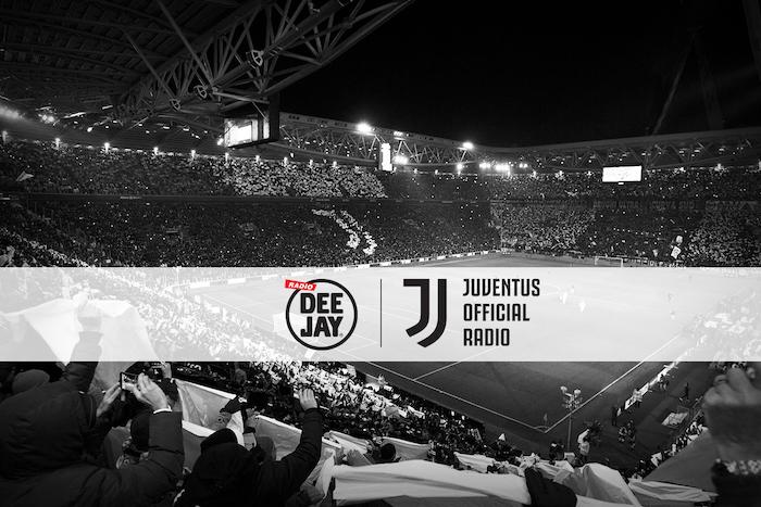 画像:Juventus x Radio DEEJAY