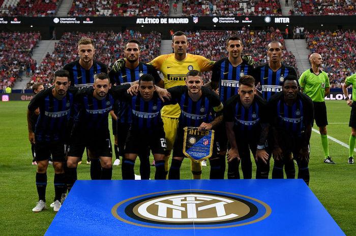 画像:Inter Milano(2018/19シーズン)