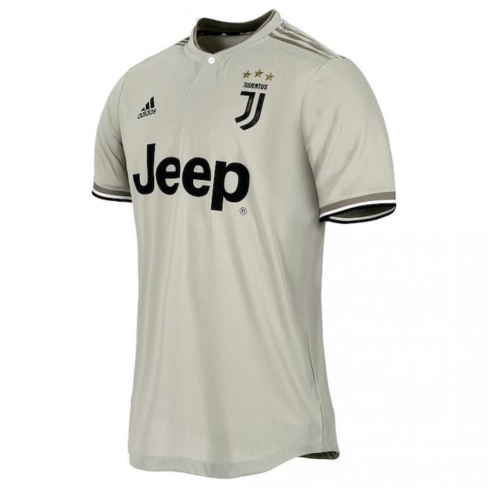画像:Juventus - Away Kit (2018/19)