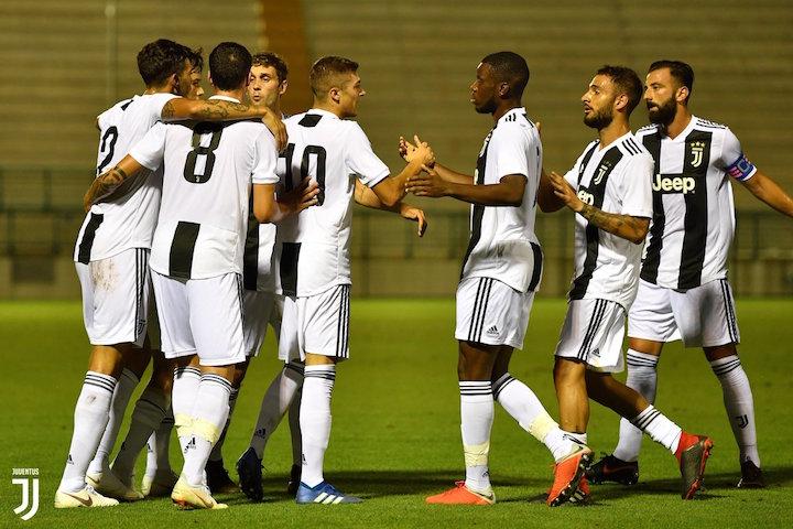 画像:Juventus U-23