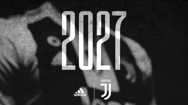 画像:Juventus x adidas