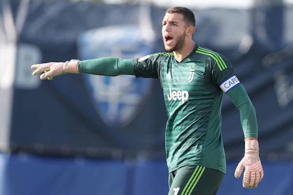 画像:U-20 W杯のイタリア代表に選出されたロリア
