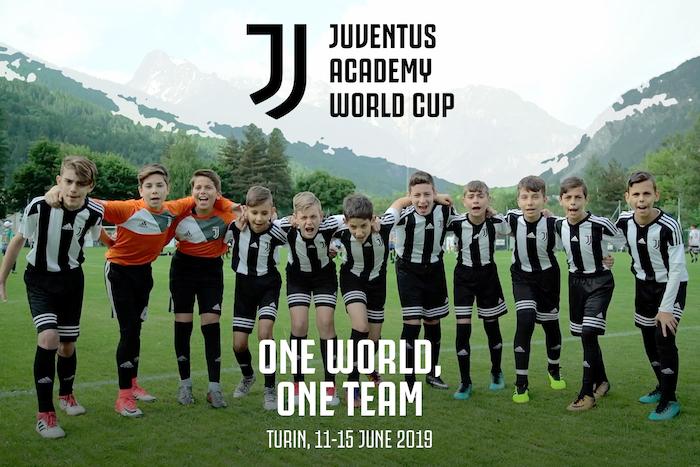 画像:Juventus Academy World Cup